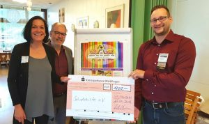 Read more about the article Spende des BNI Stuttgart
