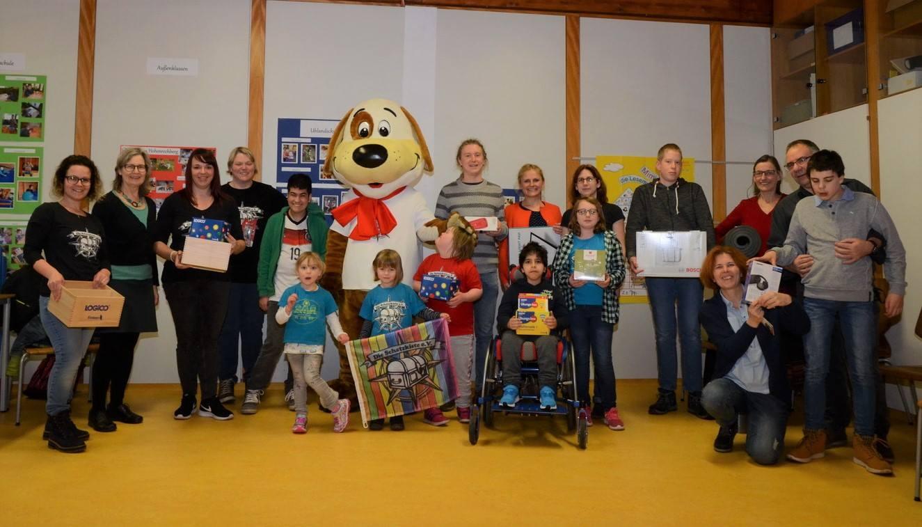 Read more about the article Besuch in der Martinus Schule in Schwäbisch Gmünd